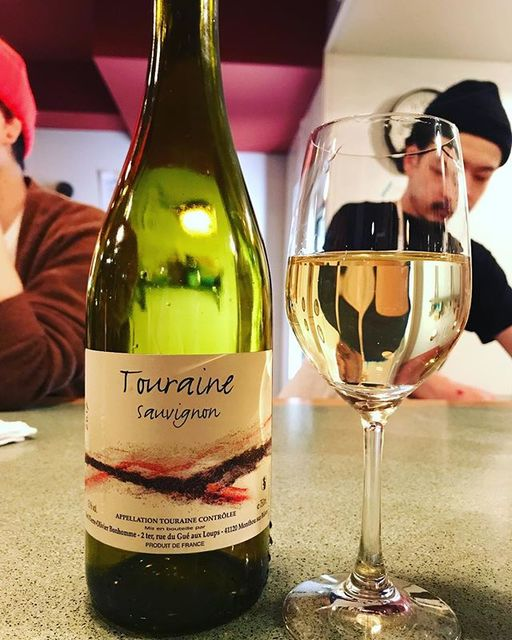 """winy.tokyo on Instagram: """"Touraine Sauvignon 2017 / Pierre-Olivier Bonhomme - #Loire, #France (#SauvignonBlanc) トゥーレーヌ・ソーヴィニョン 2017 / ピエール・オリヴィエ・ボノーム -…"""" (15124)"""