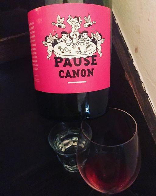 "winy.tokyo on Instagram: ""Pause Canon Rose 2018 / Le Raisin et l'Ange (Antonin Azzoni) - #Rhone, #France (#Gamay 50%, #Grenache 40%, #SauvignonBlanc 10%) ポウズ・キャノン・ロゼ…"" (15156)"