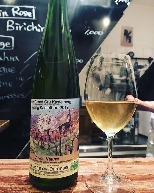 "winy.tokyo on Instagram: ""Grand Cru Kastelberg Riesling Kastelbari 2017 / Yann Durrmann - #Alsace, #France (#Riesling) グラン・クリュ・カステルベルグ・リースリング・カステルバリ 2017 / ヤン・ドュルマン…"" (15418)"