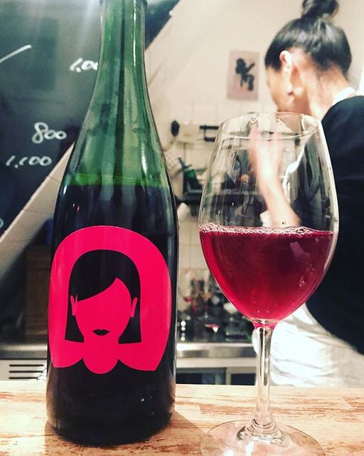 "winy.tokyo on Instagram: ""Youngster Red 2018 / Milan Nestarec - #Moravia, #Czech (#SaintLaurent, #Blaufrankisch) ヤングスター・ロゼ 2018 / ミラン・ネスタレッツ -…"" (15420)"