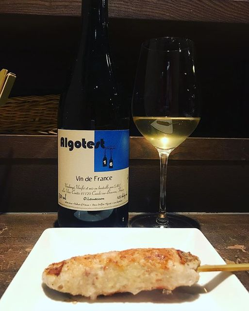 """winy.tokyo on Instagram: """"Algotest 2016 / Les Vins Contes (Olivier Lemasson) - #Loire, #France (#Aligote) アリゴテスト 2016 / レ・ヴァン・コンテ(オリヴィエ・ルマッソン)- #フランス、#ロワール(#アリゴテ)…"""" (15444)"""