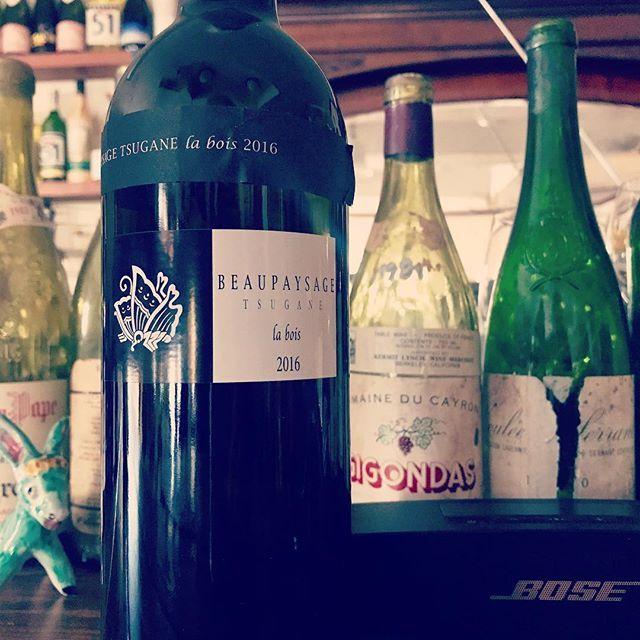 """nadja1963 on Instagram: """"先日のブロックセラーズのクリスとローファイワインズのマイクにお出ししたワインはこれ。日本のカベルネフラン。京都のあそこでタカヒコを飲み、大阪のあそこでも野良蔵などを飲み、アツキ…"""" (15503)"""