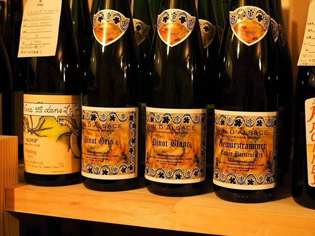 """tomohiro sakata on Instagram: """". 【ワインガイド更新!】 . フランス アルザスの造り手 ジェラール・シュレール の新リリースです。 今回のリリースの中からお求めやすくて美味しい3本を入荷しております。 我が道を行くワイン、是非お試しください。 . ○ピノ・グリ 2017 [白] (ピノ・グリ) .…"""" (15603)"""
