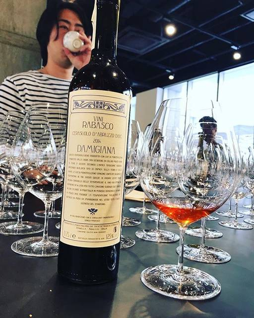 "winy.tokyo on Instagram: ""Rosato Damigiana 2014 / Rabasco (Iole Rabasco) - #Abruzzo, #Italy (#Montepulciano) ロザート・ダミジャーナ 2014 / ラバスコ(イオーレ・ラバスコ)-…"" (15716)"