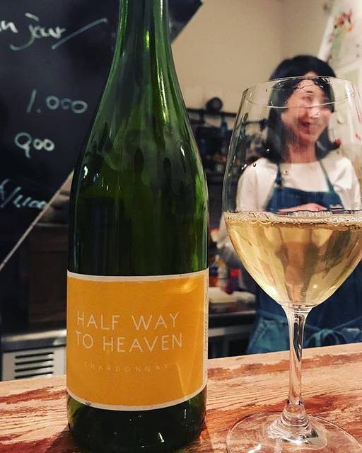 "winy.tokyo on Instagram: ""Half Way to Heaven 2018 / Xavier Goodridge Wines (Xavier Goodridge)- #Victoria, #Australia (#Chardonnay) ハーフ・ウェイ・トゥ・ヘヴン 2018 /…"" (15733)"