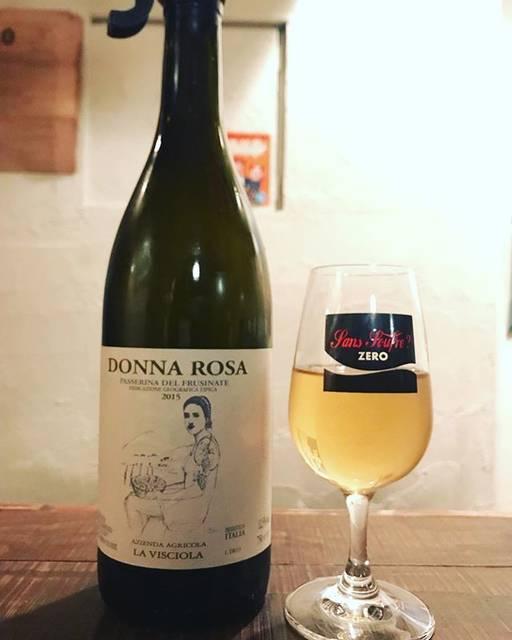 "winy.tokyo on Instagram: ""Donna Rosa 2015 / La Visciola (Piero Macciocca & Rosa Alessandri - #Lazio, #Italy (#Passerina) ドンナ・ローザ 2015 / ラ・ヴィショラ(ピエロ・マッチョカ &…"" (15790)"