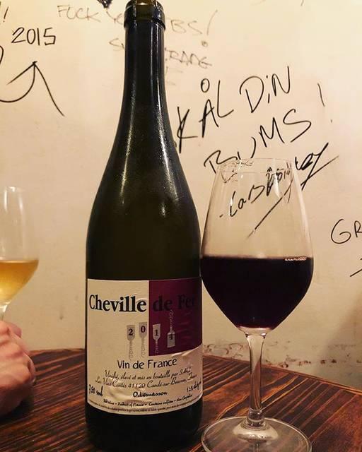 "winy.tokyo on Instagram: ""Les Cheville de Fer 2014 / Les Vins Contes (Olivier Lemasson) - #Loire, #France (#Cot)  シュヴィーユ・ド・フェール 2014 / レ・ヴァン・コンテ(オリヴィエ・ルマッソン)-…"" (15884)"