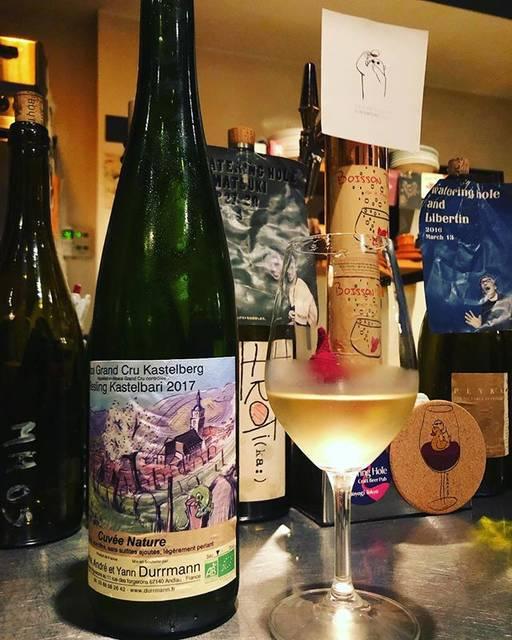 "winy.tokyo on Instagram: ""Grand Cru Kastelberg Riesling Kastelbari 2017 / Yann Durrmann - #Alsace, #France (#Riesling) グラン・クリュ・カステルベルグ・リースリング・カステルバリ 2017 / ヤン・ドュルマン…"" (15888)"