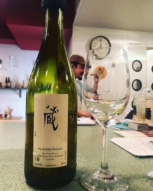 """winy.tokyo on Instagram: """"KURA Blanc 2017 / Pierre-Olivier Bonhomme - #Loire, #France (#SauvignonBlanc) 蔵 ブラン 2017 / ピエール・オリヴィエ・ボノーム - #フランス、#ロワール(#ソーヴィニョンブラン)…"""" (16014)"""