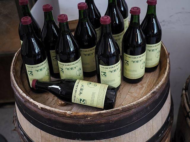 """tomohiro sakata on Instagram: """". 【ワインガイド更新!】 . フランス ローヌより春の風物詩的ワインのルイ・ジュリアン 2018が到着しました。 気持ちの良いこの時期にぴったりのグビグビ系ワインです! . 今回はルージュ12%と赤12%、赤10%、白、ロゼ各1本の4本セットのご用意となります。 .…"""" (16029)"""
