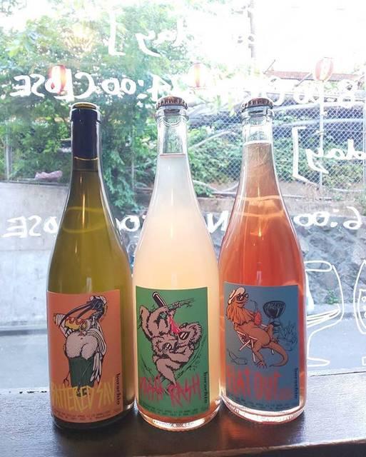 """WINE STAND Bouteille on Instagram: """"こんばんは! @bouteille_wine_stand です 今日試飲会があり生産者さんが来日中の BORACHIO(ボラーチオ)です。 なんと まんなかのワイン 赤ワインだそうです。 👀👀👀 ウキウキ花金のみなさん 今週もお疲れさまでした!…"""" (16069)"""
