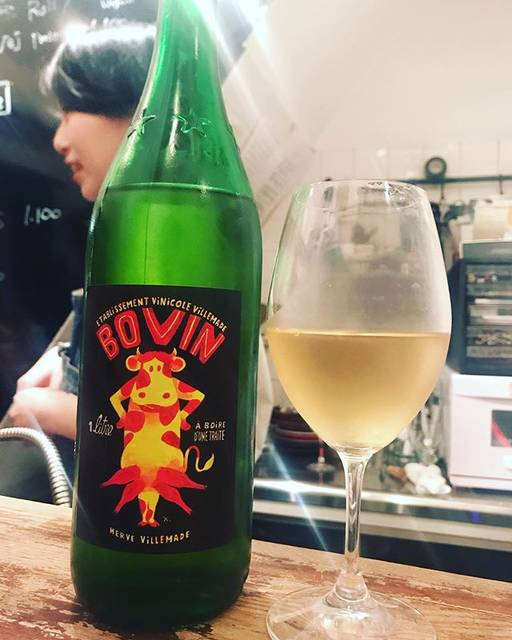 "winy.tokyo on Instagram: ""Bovin Blanc 2016/ Domaine du Moulin (Hervé Villemade) - #Loire, #France (#SauvignonBlanc) ボヴァン・ブラン 2016 / ドメーヌ・デュ・ムーラン -…"" (16105)"