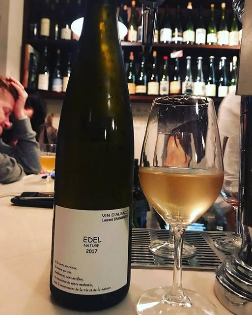 "winy.tokyo on Instagram: ""Edel 2017 / Laurent Bannwarth (Stephane Bannwarth) - #Alsace, #France (#Muscat, #Gewurztraminer, #PinotGris, #Auxerrois, #Sylvaner)  エデル…"" (16210)"