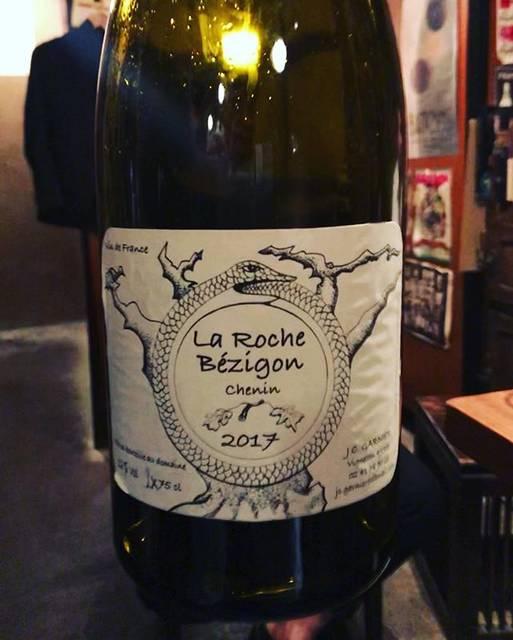 "winy.tokyo on Instagram: ""La Roche Bezigon 2017 / Jean-Christophe Garnier - #Loire, #France (#CheninBlanc) ラ・ロッシュ・ベジゴン 2017 / ジャン・クリストフ・ガルニエ - #フランス、#ロワール(#シュナンブラン)…"" (16227)"