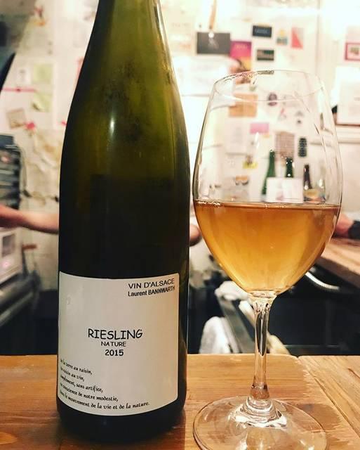 "winy.tokyo on Instagram: ""Riesling 2015 / Laurent Bannwarth (Stephane Bannwarth) - #Alsace, #France (#Riesling) リースリング 2015 / ローラン・バーンワルト(ステファン・バーンワルト)-…"" (16296)"
