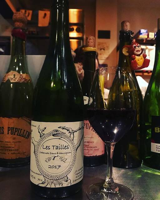 "winy.tokyo on Instagram: ""Les Tailles 2017 / Jean Christophe Garnier - #Loire, #France (#CabernetFranc, #CabernetSauvignon) レ・タイユ 2017 / ジャン・クリストフ・ガルニエ -…"" (16327)"