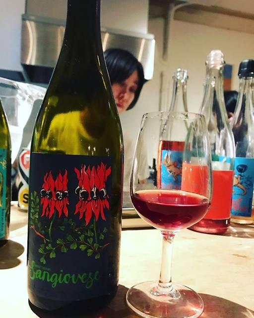 "winy.tokyo on Instagram: ""Sangiovese 2018 / Borachio (Alicia Basa & Mark Warner) - #SouthAustralia, #Australia (#Sangiovese)  サンジョベーゼ 2018 / ボラーチオ(アリシア & マーク・ワーナー)-…"" (16531)"