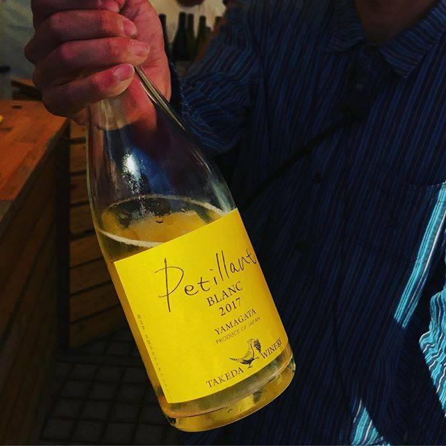 "winy.tokyo on Instagram: ""Petillant Blanc 2017 / Takeda Winery - #Yamagata, #Japan (#Delaware) ペティアン・ブラン 2017 / タケダ・ワイナリー - #日本、#山形(#デラウェア) #winytokyo #JapanWine…"" (16536)"