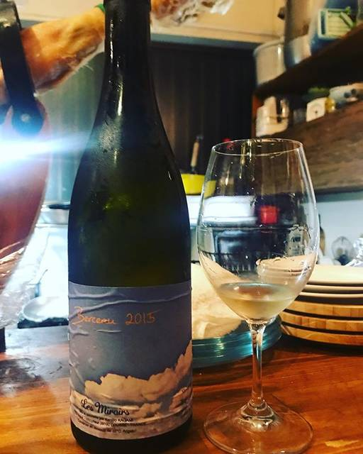 "winy.tokyo on Instagram: ""Berceau 2015 / Domaine des Miroirs (Kenjiro Kagami) - #Jura, #France (#Chardonnay) ベルソー 2015 / ドメーヌ・デ・ミロワール(鏡健二郎)- #フランス、#ジュラ(#シャルドネ)…"" (16680)"
