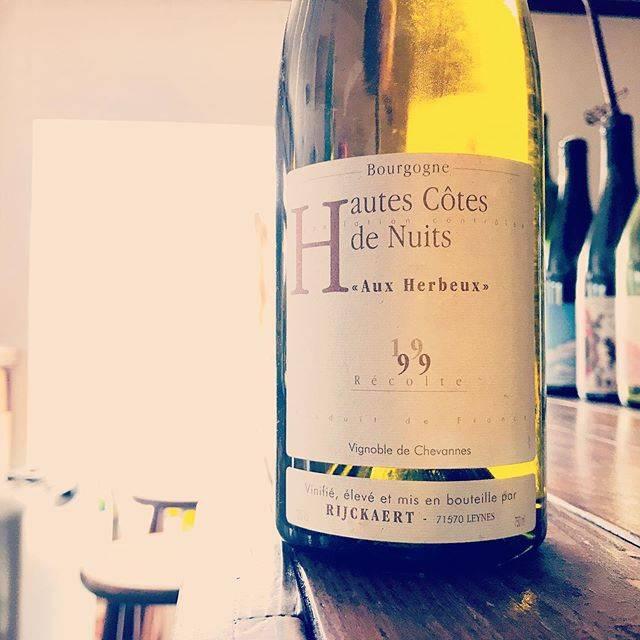 """nadja1963 on Instagram: """"ナジャ奥の院 取り出しワイン3 ヴェルジェから独立したジャンリケールは当時リーズナブルな価格と非常に綺麗な酸でびっくり買いまくり。しかもこんな手頃なそれが恐ろしく綺麗に熟成するのを15年後位に体験して再度びっくり☆ ハタチを迎えるこのHCNは如何程でしょう?…"""" (17218)"""