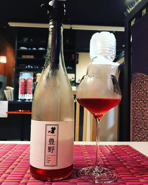 "winy.tokyo on Instagram: ""Cuvee Toyono 2018 / Quruto (Takuro Koga) x Kumamoto Wine - #Kumamoto, #Japan (#MuscatBaileyA, #ShineMuscat, #Merlot) キュヴェ豊野 2018 /…"" (17313)"