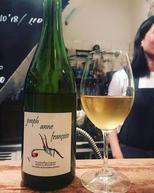 """winy.tokyo on Instagram: """"Joseph Anne Francoise 2017 / Les Vignes de Babass (Sebastien Dervieux) - #Loire, #France (#CheninBlanc) ジョセフ・アンヌ・フランソワーズ 2017 /…"""" (17333)"""