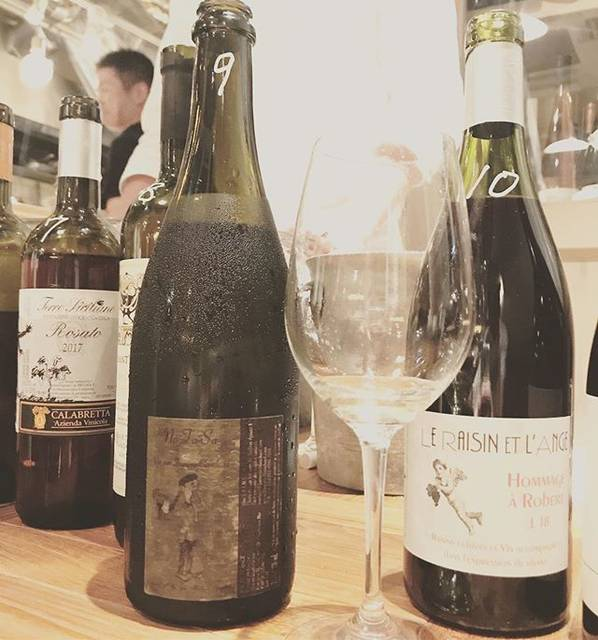 "winy.tokyo on Instagram: ""NoFaSa Blanc 2017 / Domaine Grand Clere (François Blanchard) - #Loire, #France (#Gewurtztraminer 90%, #Chardonnay 10%) ノファサ・ブラン 2017 /…"" (17853)"