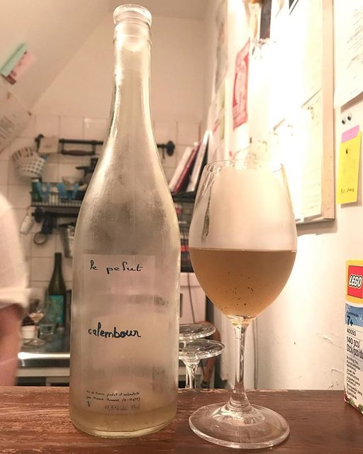 "winy.tokyo on Instagram: ""Calembour 2014 / Pierre Rousse - #Languedoc, #France (#Chardonnay) カランブール 2014 / ピエール・ルッス - #フランス、#ラングドック(#シャルドネ) #winytokyo #vinnature…"" (18256)"