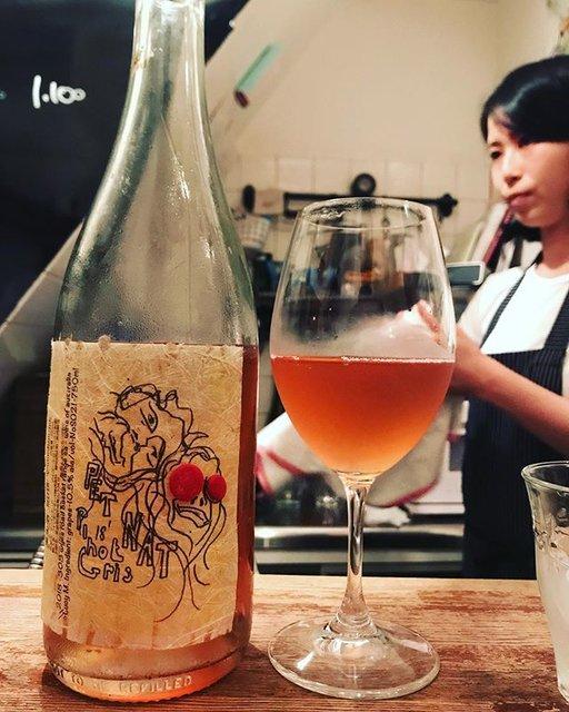 "winy.tokyo on Instagram: ""Pinot Gris Pet Nat 2018 / Lucy Margaux (Anton van Klopper) - #SouthAustralia, #Australia (#PinotGris) ピノ・グリ・ペット・ナット 2018 /…"" (18351)"