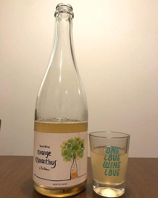 "winy.tokyo on Instagram: ""Orange Osmanthus 2018 / Kunoh Wines (Yuki Nakano) - #Miyagi, #Japan (#Niagara 70%, #Delaware 28%, #Stuben 2%) オレンジ・オスマンサス 2018 /…"" (18384)"