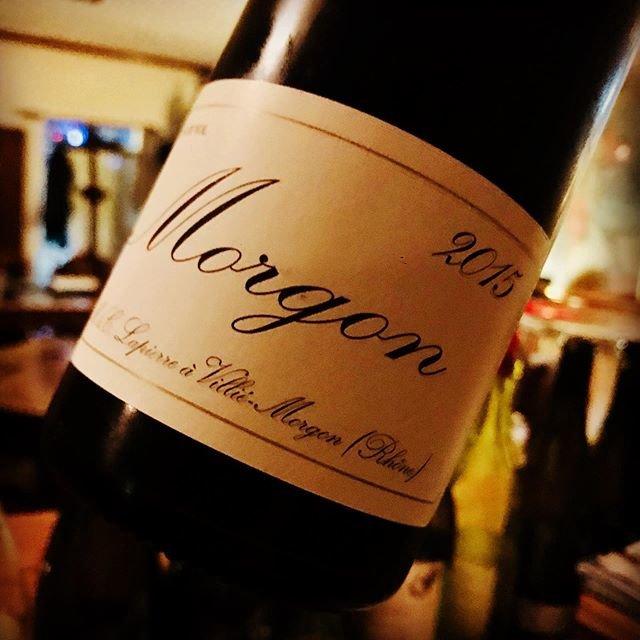 """nadja1963 on Instagram: """"今宵もナジャ、オープン致しております☆ マルセルラピエール 2015。少し濃い感じね。#marcellapierre #vinnaturel #阪急塚口#ナチュラルワイン"""" (18581)"""