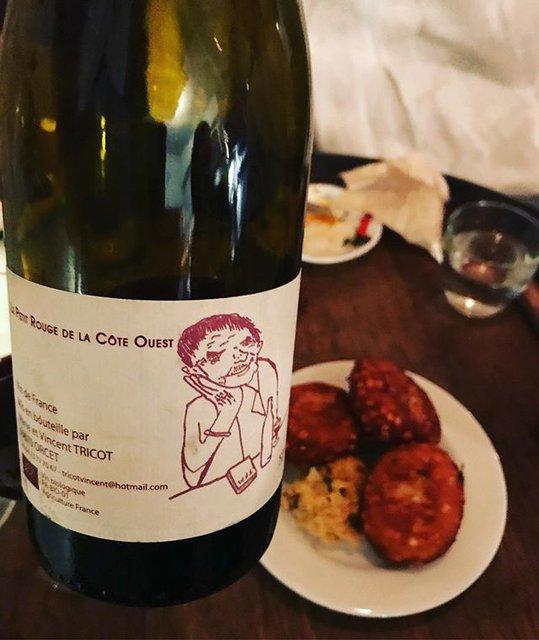 """winy.tokyo on Instagram: """"Le Petit Rouge de la Cote Ouest 2017 / Marie et Vincent Tricot - #Auvergne, #France (#GamaydeAuvergne) プチ・ルージュ・ド・ラ・コート・ウエスト 2017 /…"""" (18677)"""