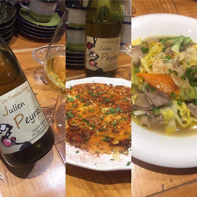"Takuro Koga on Instagram: ""昨夜の外食より。 ワインバー時代のお客様と5〜6年ぶりの再会。 お店を閉めてから一緒に食事に向かったのは、 子飼商店街の雄、バンザイさん。 こちらは本当行く度にパワーアップしています。 現在進行形で進化し続けるバル、素敵です。 鴨テリーヌや野菜たっぷりホルモン煮込み、…"" (18715)"