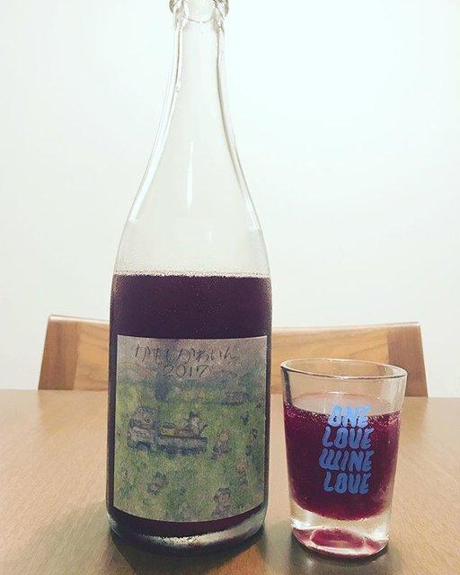 "winy.tokyo on Instagram: ""Kamoshika Wine 2017 / Fattoria AL FIORE (Hirotaka & Reina Meguro) - #Miyagi, #Japan (#Steuben) かもしかわいん 2017 / ファットリア・アル・フィオーレ(目黒浩敬 & 坂口礼奈)-…"" (18810)"