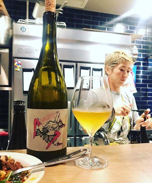 "winy.tokyo on Instagram: ""Sorgasme 2016 / La Sorga (Antony Tortul) - #Languedoc, #France (#Colombard) ソルガズム 2016 / ラ・ソルガ(アントニー・トルテュル)- #フランス、#ラングドック(#コロンバール)…"" (18845)"