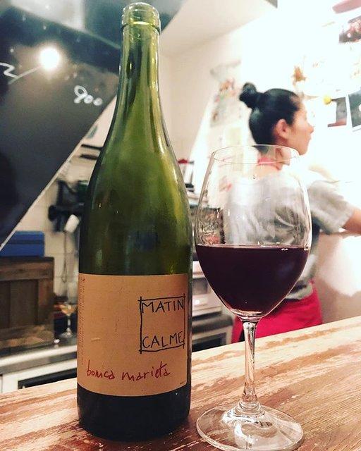 "winy.tokyo on Instagram: ""Bonica Marieta 2013 / Domaine du Matin Calme - #Languedoc, #France (#GrenacheNoir 30%, #Carignan 70%) ボニカ・マリエタ 2013 / マタン・カルム -…"" (18982)"