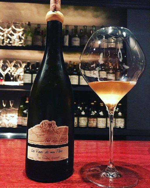 "winy.tokyo on Instagram: ""Les Vignes de mon Père 1999 / Jean Francois Ganevat - #Jura, #France (#Savagnin) レ・ヴィーニュ・ド・モン・ ペール 1999 / ジャン・フランソワ・ガヌヴァ -…"" (19023)"