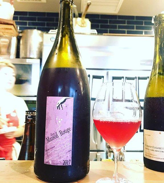 "winy.tokyo on Instagram: ""Vers la maison Rouge 2017 magnum / Jean-Yves Peron - #Savoie #France (#Mondeuse, #Gamay) ヴァール・ラ・メゾン ルージュ 2017 マグナム / ジャン・イヴ・ペロン - #フランス…"" (19035)"