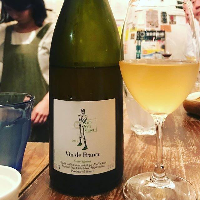 "winy.tokyo on Instagram: ""Sauvignon 2017 / Vini Viti Vinci (Nicolas Vauthier) - #Bourgogne, #France (#SauvignonBlanc) ソーヴィニョン 2017 / ヴィ二・ヴィティ・ヴィンチ(ニコラ・ヴォーティエ)-…"" (19056)"