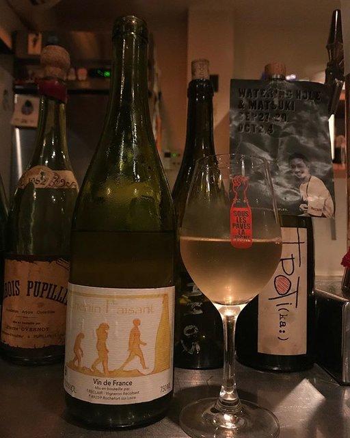 "winy.tokyo on Instagram: ""Chenin Faisant 2018 / Thierry Beclair - #Loire, #France (#CheninBlanc) シュナン・フェザン 2018 / ティエリー・ベクレール - #フランス、#ロワール(#シュナンブラン) #winytokyo…"" (19116)"