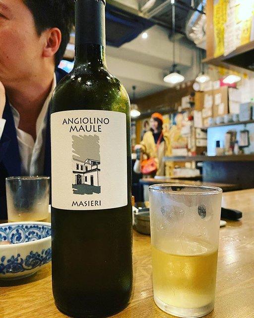 "winy.tokyo on Instagram: ""Masieri 2018 / La Biancara (Angiolino Maule) - #Veneto, #Italy (#Garganega) マシエリ 2018 / ラ・ビアンカーラ(アンジェリーノ・マウレ)- #イタリア、#ヴェネト(#ガルガネーガ)…"" (19178)"