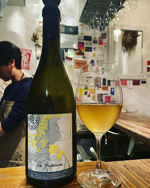 "winy.tokyo on Instagram: ""La Diablesse 2013 / La Grapperie Winery (Renaud Guettier) - #France, #Loire (#CheninBlanc)  ディアブレス 2011 / ラ・グラップリ(ルノー・ゲティエ)-…"" (19184)"