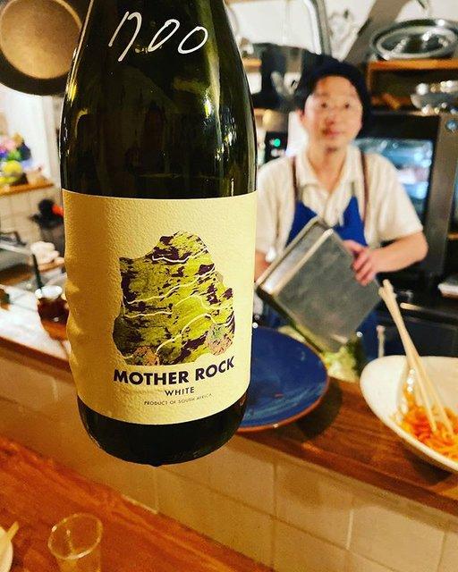 "winy.tokyo on Instagram: ""Mother Rock White 2017 / Mother Rock Wines (Johan Meyer) - #Swartland, #SouthAfrica (#CheninBlanc 60%, #Viognier 18%, #Semillon 11%,…"" (19528)"