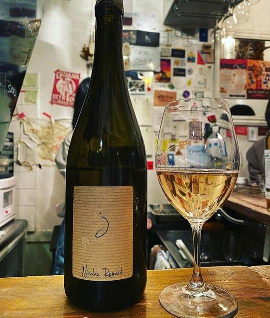 "winy.tokyo on Instagram: ""Cuvée J 2015 / Nicolas Renard - #Loire, France (#SauvignonBlanc) キュヴェ・ジェイ 2015 / ニコラ・ルナール - #フランス、#ロワール(#ソーヴィニョンブラン) #winytokyo #vinnature…"" (19550)"