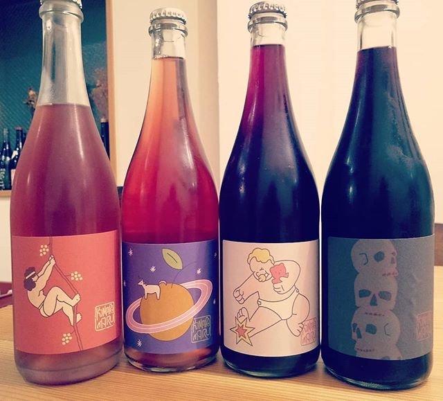 """鶏料理専門 鳥天狗 on Instagram: """"コンピラマル!秋田県ではワインの情報を得ることがなかなかに難しいなぁ、と感じる中で本当に心強い存在の@winy_tokyo がインポートしたワイン達です!分けていただけて嬉しい!ぜひみんなで一緒に飲みましょう🍷#konpiramaru#コンピラマルワインズ"""" (19562)"""