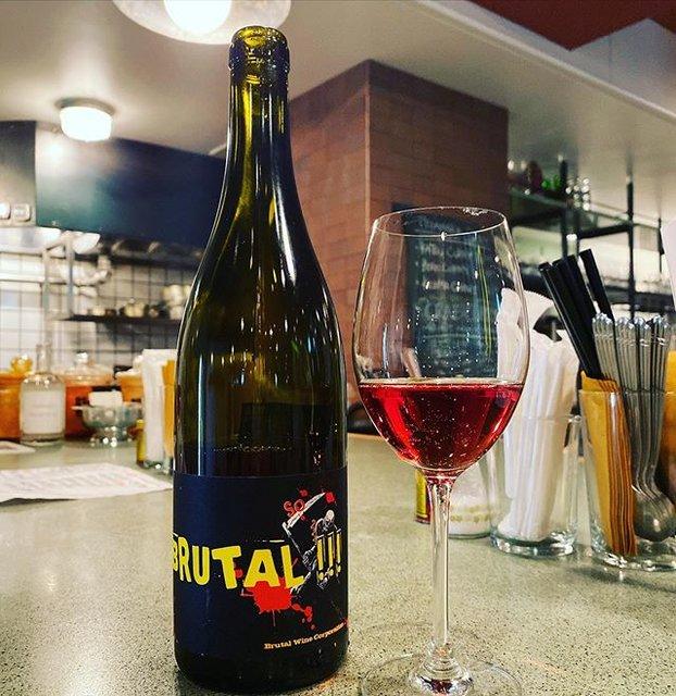 "winy.tokyo on Instagram: ""Brutal 2016 / Sarl l'Octavian (Alice Bouvot) - #Jura, #France (#Gamay 60%, #Chardonnay 40%) ブリュタル 2016 / ロクタヴァン・ネゴス(アリス・ブヴォ)-…"" (19564)"