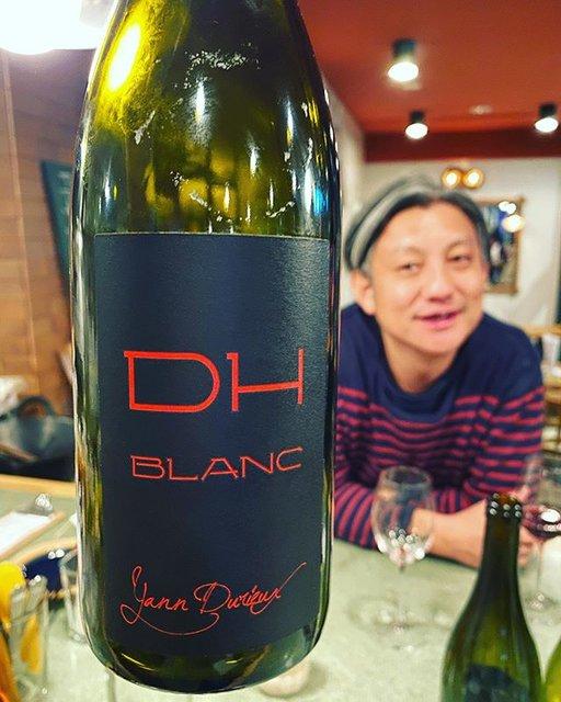 "winy.tokyo on Instagram: ""DH Blanc 2013 / Yann Durieux - #Bourgogne, #France (#Chardonnay)  デーアッシュ・ブラン 2013 / ヤン・ドゥリュー - #フランス、#ブルゴーニュ(#シャルドネ) #winytokyo #vinnature…"" (19618)"