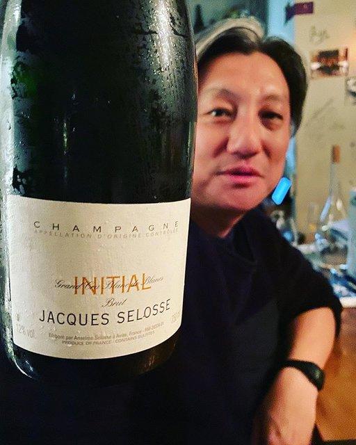 "winy.tokyo on Instagram: ""Initial Brut NV / Jacques Sellose - #Champagne, #France (#Chardonnay) イニシャル・ブリュット NV / ジャック・セロス - #フランス、#シャンパーニュ(#シャルドネ) #winytokyo…"" (19647)"