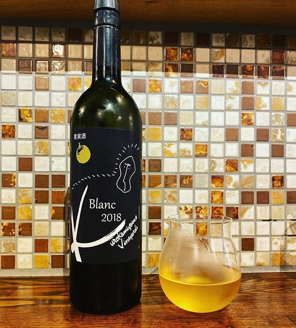 "winy.tokyo on Instagram: ""Blanc 2018 / Kurokamiyama Vineyards (Akiyoshi Hayakawa) - #Okayama, #Japan (#SauvignonBlanc) ブラン 2018 / 黒髪山葡萄園(早川明良)- #日本、#岡山(#ソーヴィニョンブラン)…"" (19874)"