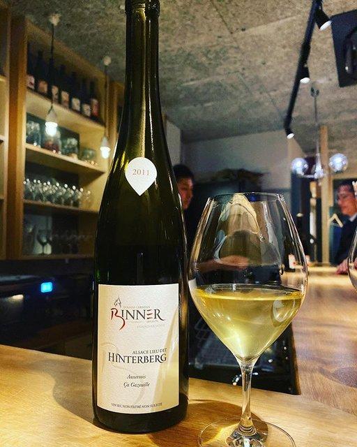 "winy.tokyo on Instagram: ""Auxerrois Ca Gazouille Hinterberg 2011 / Christian Binner - #Alsace, #France (#Auxerrois) オーセロワ・サ・ガズイユ・ヒンテルベルグ 2011 / クリスチャン・ビネール -…"" (19905)"